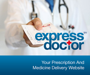 Express Doctor - Your Prescription and Medicine Delivery Website