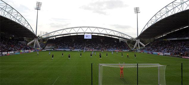 Ticket Details: Huddersfield Town v Bolton Wanderers | Burnden Aces